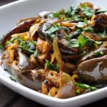 Quick & Delicious… Brinjal Fry