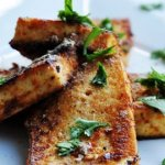 Grilled Cajun Tofu… Inspired by my Brother!