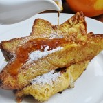 Pandoro French Toast