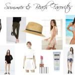 Friday Favorites : Fashion & Beauty