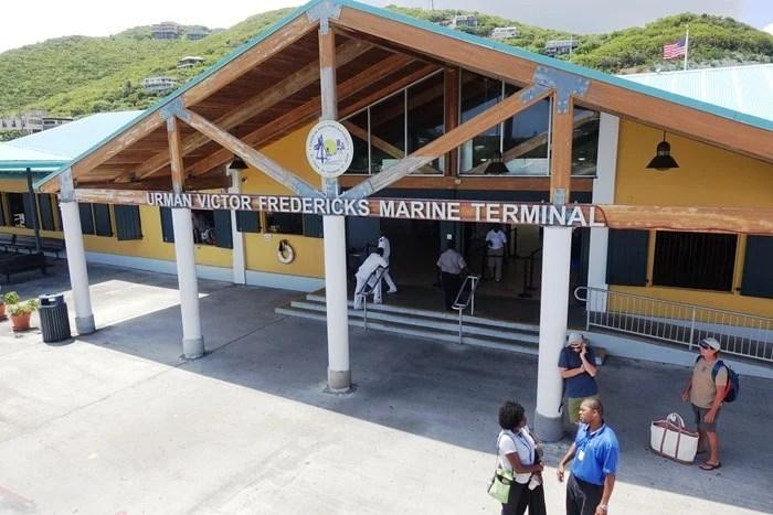 St. Thomas Ferry Station