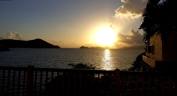Sunrise, St. Thomas, USVI