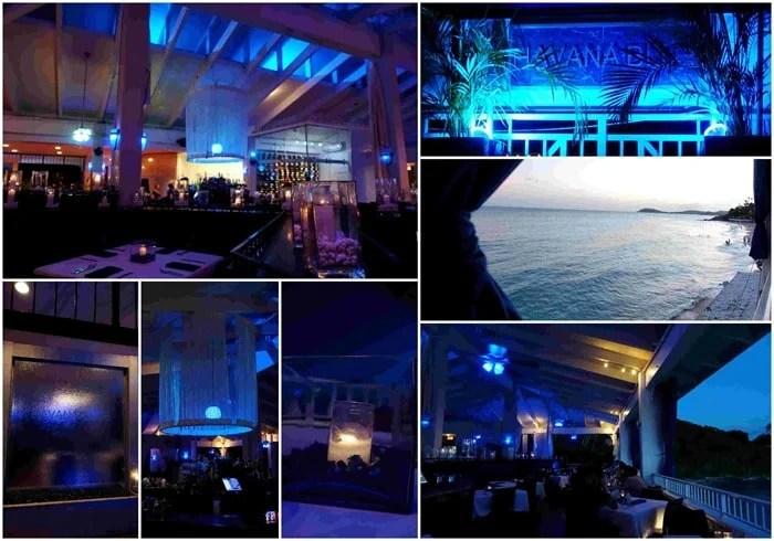 Havana Blue, Marriott Frenchmen's Reef St. Thomas