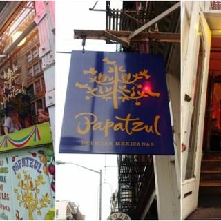 Fun Atmosphere & Margaritas at Papatzul | NYC