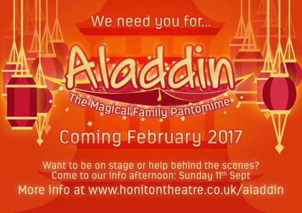 Aladdin-Urinetown-Poster