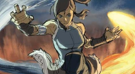 Book Review - The Legend of Korra: The Art of the Animated Series, Book One: Air