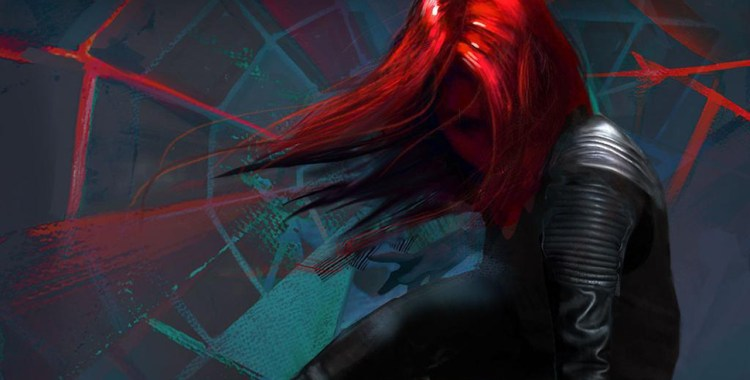 Book Review - Black Widow: Forever Red