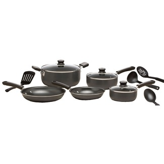 Giveaway: T-fal Non-Stick 12 Piece Cookware Set