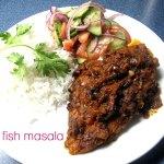 Quick Retreat: Fish Masala