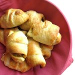 Kids Lunchbox Idea: Chicken Croissants