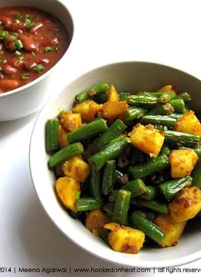 Ask Meena: Alu Beans