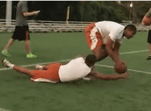 Texas Conditioning Workout