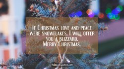 Small Of Christmas Love Quotes