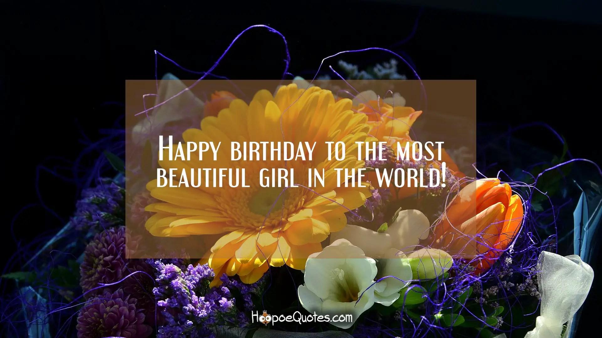 Fullsize Of Happy Birthday Beautiful Girl