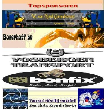 Topsponsoren voor site