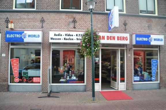 van den Berg electro