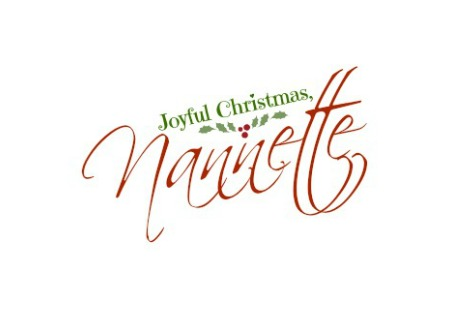 Nannette Christmas