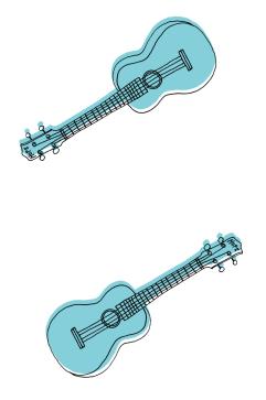 uke blue