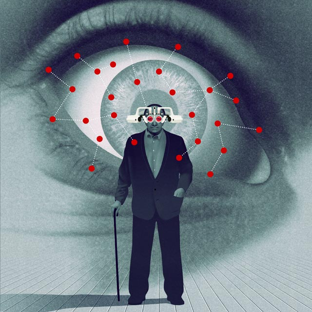 Eyeing a New Way to Diagnose Stroke