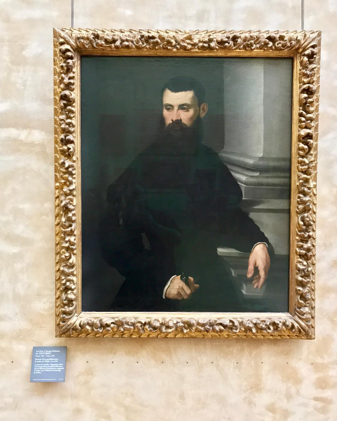 The first hipster sissoucl museedulouvre hipster paris painting chefdoeuvre tintoret