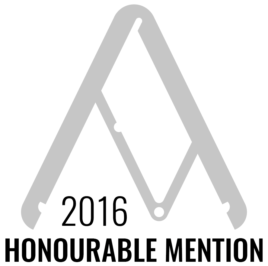 honourable mention 2016