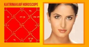 Horoscope Kundali of Katrina Kaif