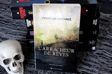 L'arracheur de rêves, de Pierre-Luc Lafrance