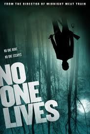 no one lives cover