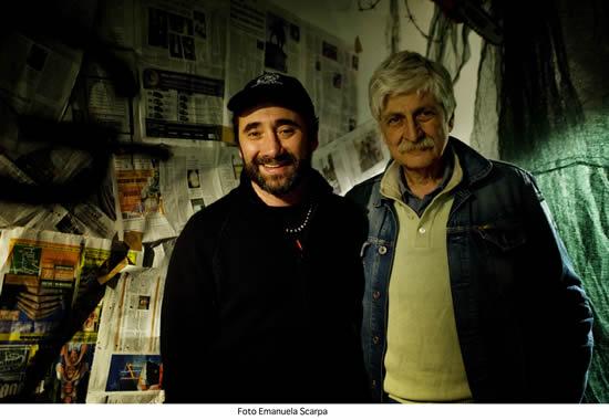 Federico Zampaglione e Dardano Sacchetti