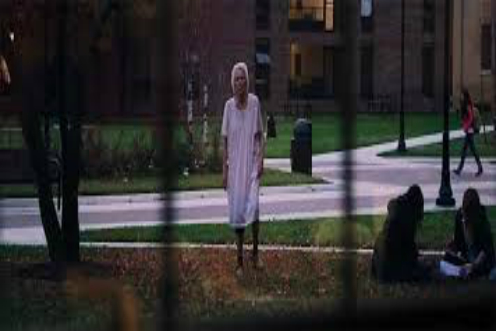 12. It Follows, old woman