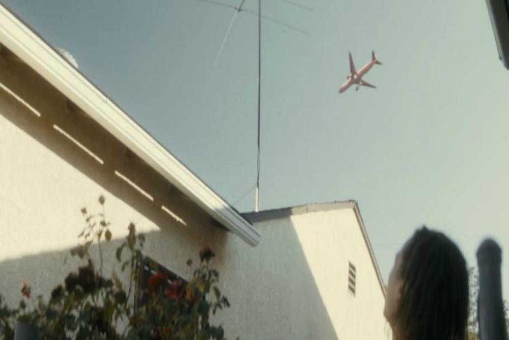 4. FTWD, ep. 3, the plane