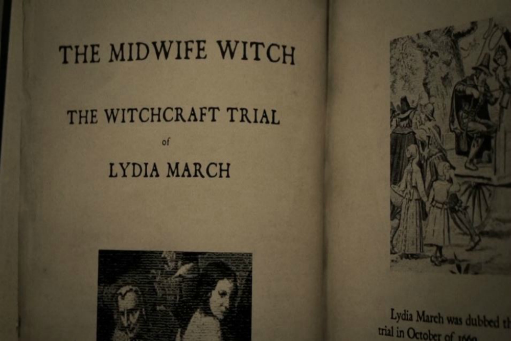 1. Inhabitants, trial of Lydia March