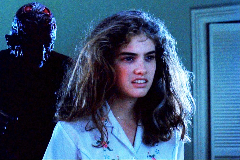 Nancy from Nightmare on Elm Street