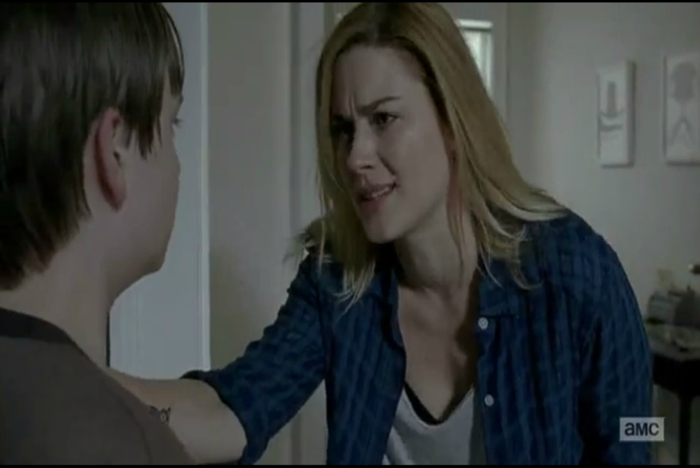 Jessie's lack of involved parenting was consistently criticized by the audience
