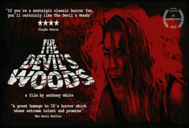 Devil's Woods poster