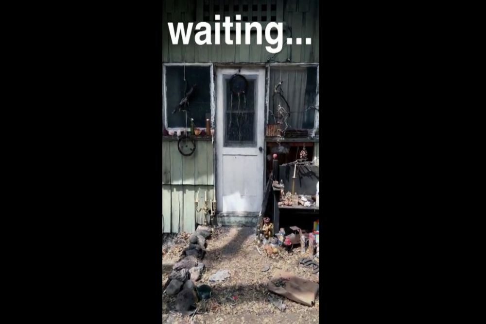 1. Sickhouse, waiting outside