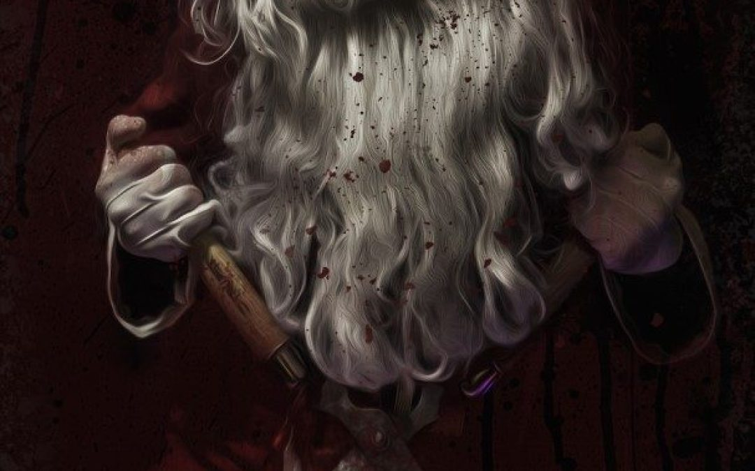 Christmas Horror Comes Early! Santa Slasher 'All Through the House' Now on VOD, DVD & Blu-ray!