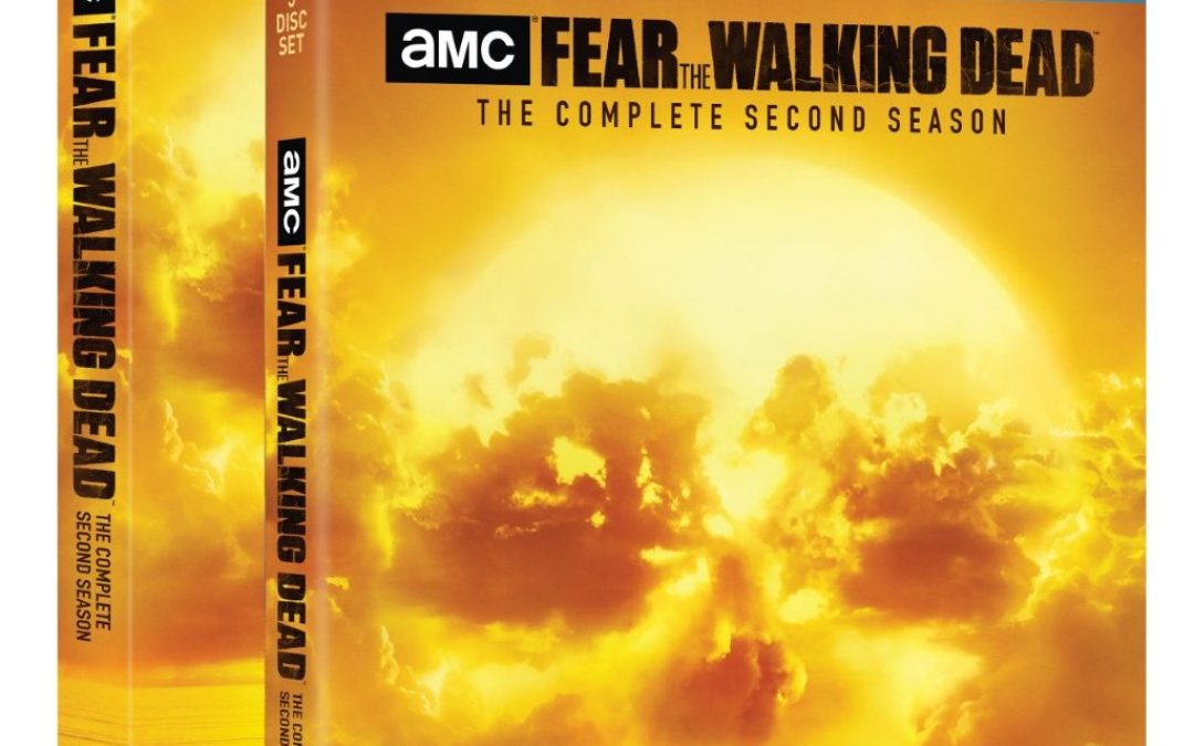 Own 'Fear the Walking Dead: The Complete Second Season' on December 13th