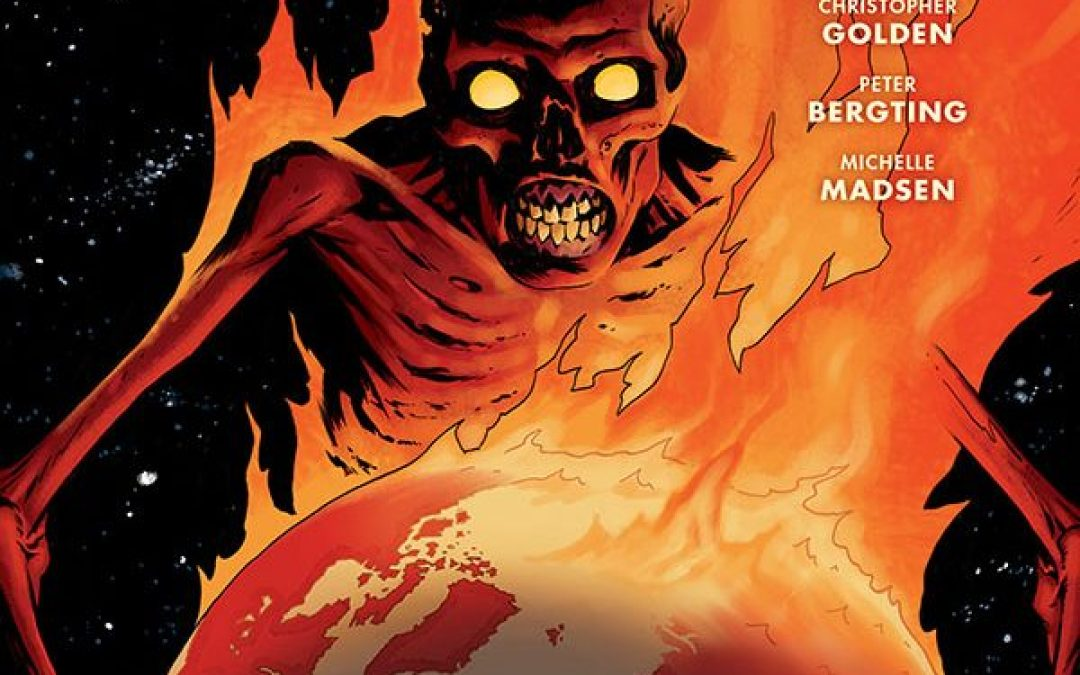 Mike Mignola and Christopher Golden's 'Baltimore' Coming to an End in 2017