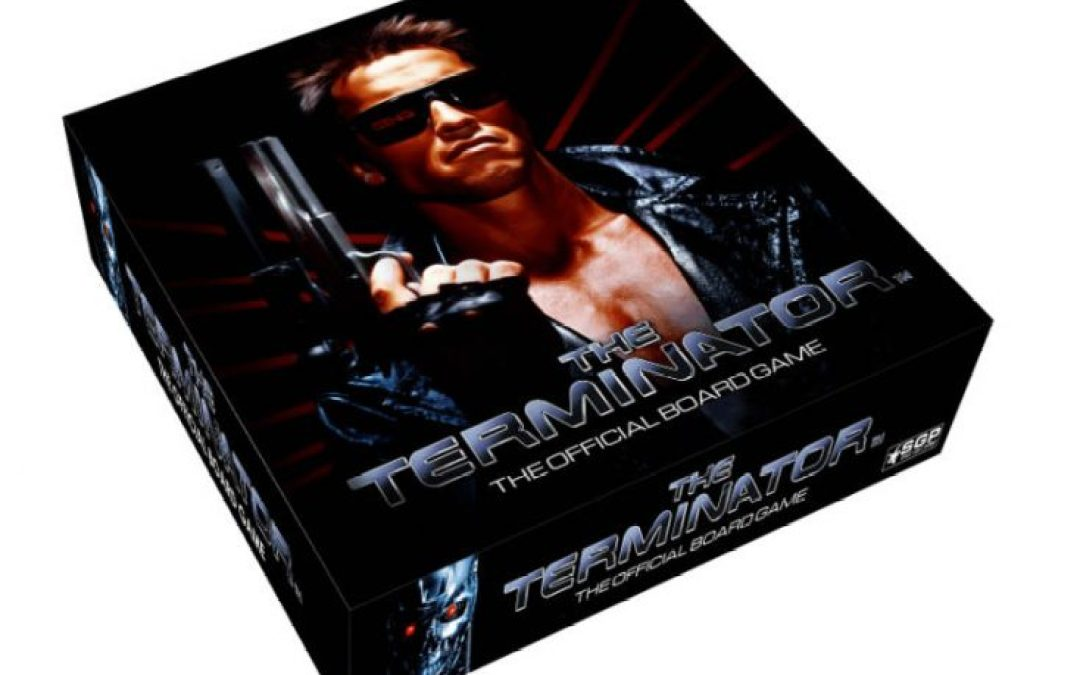 'The Terminator' Gets an Official Board Game!