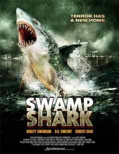 Horror Society: swamp shark   www.horrorsociety.com
