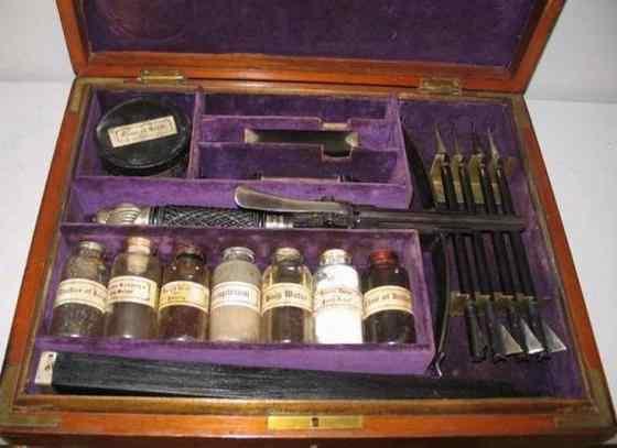 Equipment for killing vampires14