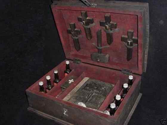 Equipment for killing vampires15