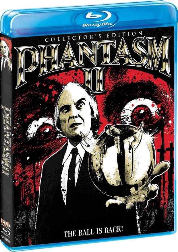 Phantasm 2 Blu-ray cover