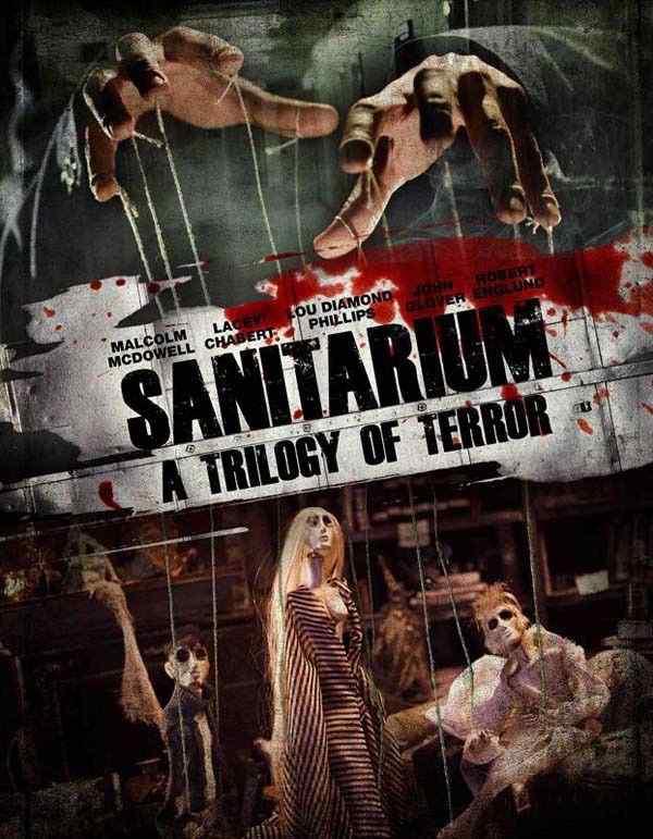 Sanitarium movie poster