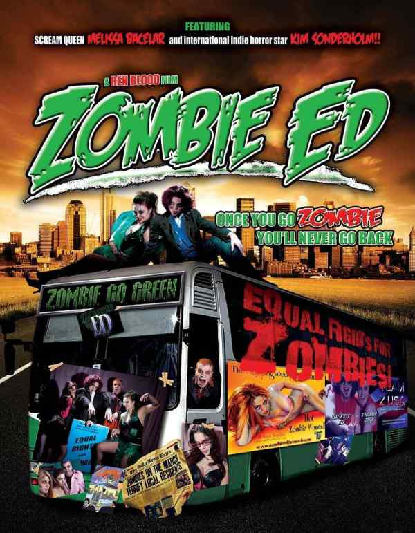 Horror Society: Indie Comedy Zombie Ed Available Now on DVD   www.horrorsociety.com