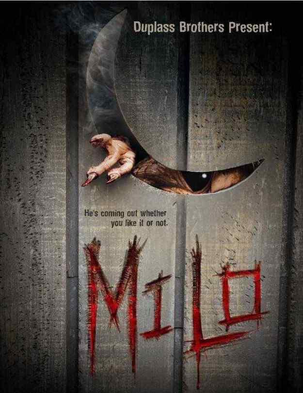Milo movie poster 2