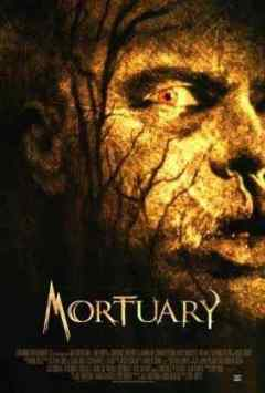 Mortuary 2005 movie poster