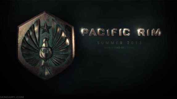 Pacific Rim teaser poster
