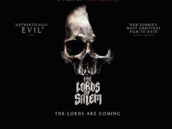 The Lords of Salem UK quad poster